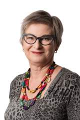 Stina Engström, kommunfullmäktigeledamot Skellefteå